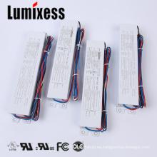 Controlador de tira LED con corriente constante certificada UL 500mA conductor de tira con canal cuádruple