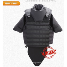 Nij Certified Modular Tactical Vest with Good Protection and Cheap Price
