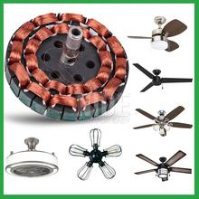 Automaic ceiling fan motor stator coil winding machine