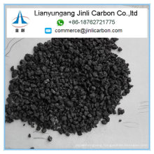 calcined petroleum coke/carbon additve for steel making