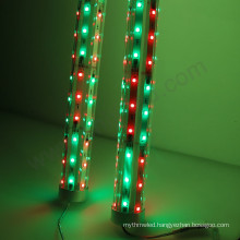 UCS1903/WS2811 addressable digital rgb 3D led pixel tube for bumper cars amusement rides