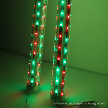 UCS1903 / WS2811 adressierbare digitale rgb 3D LED-Pixel-Röhre für Autoscooter Fahrgeschäfte