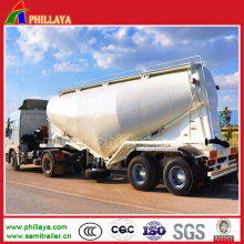 Tank Semi Trailer Cement Concrete Mixer with Volume Optional
