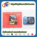China fabricante de brinquedos de câmera com moldura de foto EVA