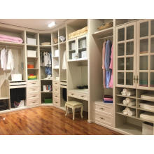 Современная европейская спальня в гардеробе (ZH977)