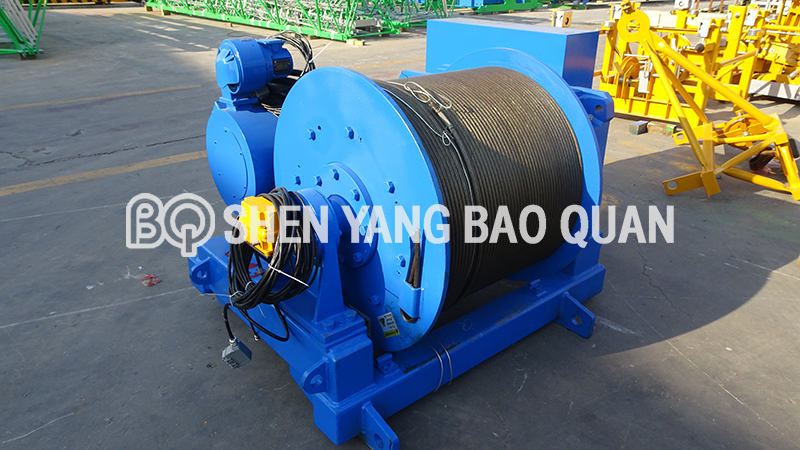 tower carne luffing winch (2)