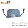 Dispositivo elétrico de iluminação exterior do diodo emissor de luz da janela arquitectónica