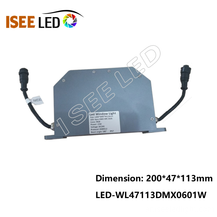 LED window light 03