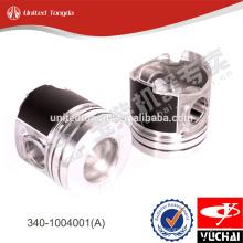 Pistón del motor 340-1004001 (A) para yc6108