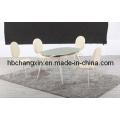 Venda quente nova Design alta qualidade moderna mesa de jantar extensão