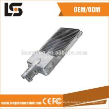 IP67 5 Jahre Garantie Aluminiumgusslegierungen 50w LED-Straßenlaterne-Gehäuse