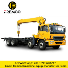 1.5 Ton Knuckle Boom Lorry Crane Price