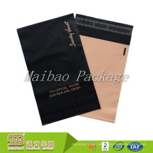 Riss-Proof Custom Printed Großhandel Self Adhesive Co-Extruded Kunststoff Versand Mailing Schwarz Poly Mailer Taschen