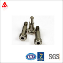 Cold heading machined hex head bolt
