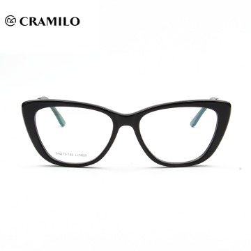 Wholesale Cheap Glasses Handmade Acetate Optical Frames Eyeglass