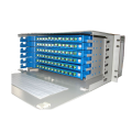 144 Port 4u Fiber Box Distribution Panel Panel