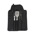Stainless steel 3pcs BBQ Grill Tools Set
