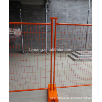 Anping fábrica exportação Austrália Temporary Fence
