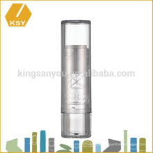 Discount promotional stock lip stick chapstick empty lip balm tubes