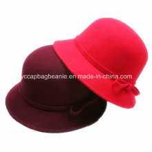 Fashion Ladies Wool Felt Hat