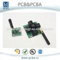 Custom FR4 GPS tracker PCBA with Antenna