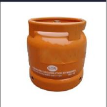 Cilindro de gás de aço 6KGc