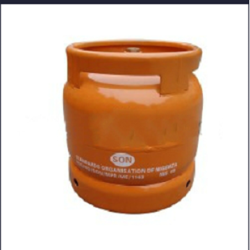 6KGc Steel gas cylinder