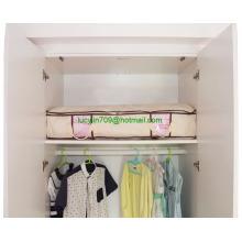 Almacenamiento debajo de la cama plegable para edredones, manta, organizador de ropa
