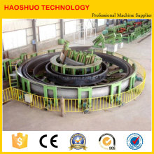 Big Size Tube Mill with Hf Welding, Welded Pipe Machine