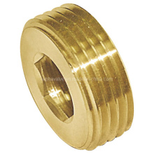 Brass Male Coupling Pipe Connector Fitting (a. 0329)