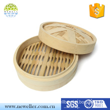 Hot sell newell bamboo food steamer