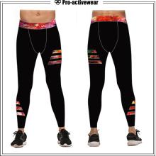 Anti-UV cómoda gimnasia ropa interior de moda medias elásticas