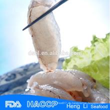 Gefrorene Krabbenklaue Fleisch