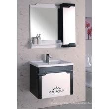60см шкаф ванной комнаты PVC (Б-524)