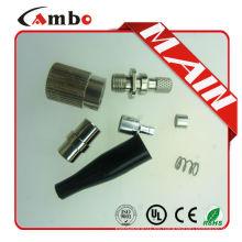 Conector óptico de 90 grados de fibra óptica caliente del precio de fábrica de la venta