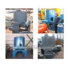 Machine concentrateur centrifuge pour l'or du désert