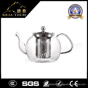 Handmade Teapot / Hand Made Glass Tea Set/Glass Tea Pot/Tableware