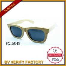 Alibaba Trade Assurance 2015 Wooden Sunglasses (FX15049)