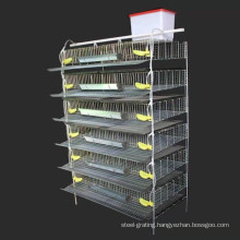 factory design layer quail cages for sale