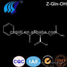Precio de fábrica de Z-Gln-OH / N-Carbobenciloxi-L-glutamina cas 2650-64-8 C13H16N2O5