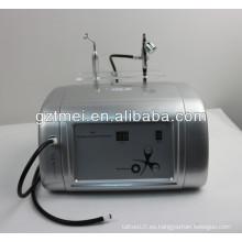 Portable de inyección de oxígeno de la terapia de la piel facial cuidado belleza salón máquina