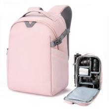 Outdoor Waterproof Laptop Camcorders Bag Travel Women Video Camera Bag Backpack