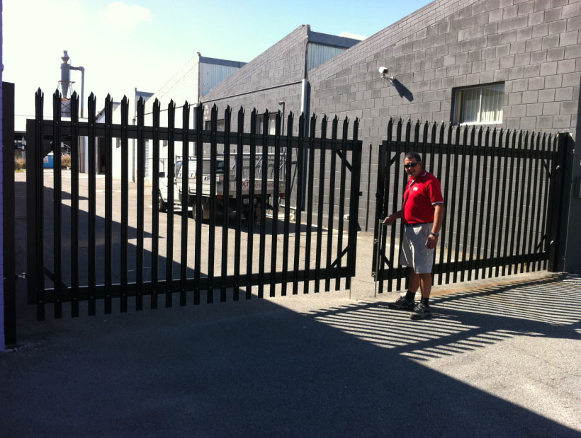 Garrison Fencing Perth