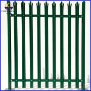 Powder Coated Europe Type Guardrail Fence
