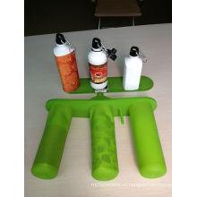 Pinza de silicona para la botella de deportes de sublimación 3d
