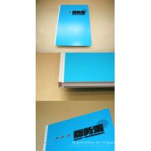 2015 neue Stil / neue Design Hardcover Buch