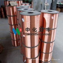 Arame de alumínio revestido de cobre 0,10mm