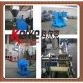 PP PVC twin screw color filler masterbatch extruder