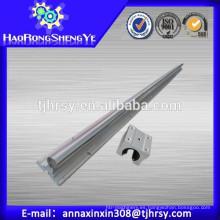 Barra de eje lineal SBR25-1000mm, 1500mm, 2000mm, 3000mm