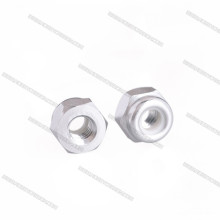 Hobbycarbon M3 Acero inoxidable / Aluminio Tuerca de bloqueo Tuerca de presión Tuerca hexagonal